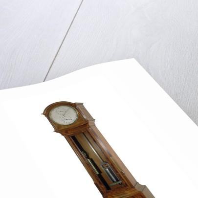 Astronomical regulator, complete in case by Robert Pennington