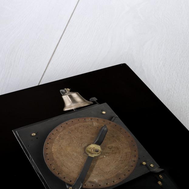Bell machine by Johann Alexander Herschel