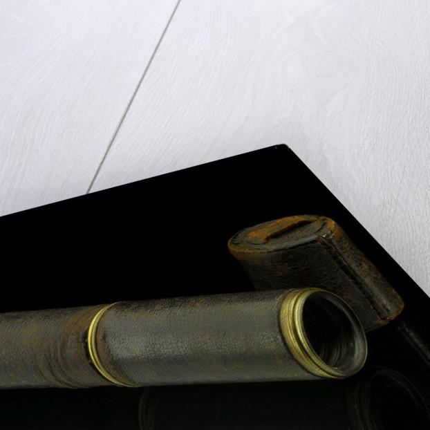 Refractor telescope by J.H. Steward