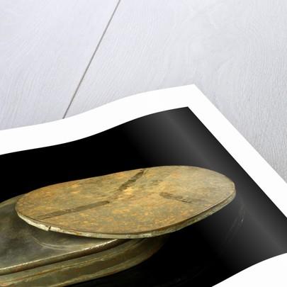 Newtonian primary mirror by William Herschel