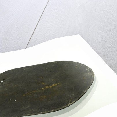 Telescope part, brass disc by unknown
