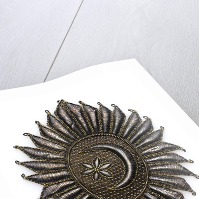 Order of the Crescent by unknown