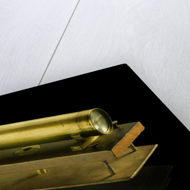 Telescope attachment by Johann Alexander Herschel