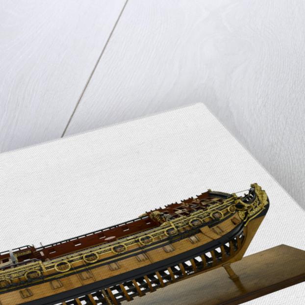 'Boyne', starboard broadside by unknown