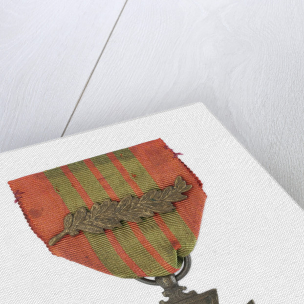 Croix de Guerre 1943, obverse by unknown