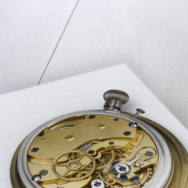 Deck watch, movement by Ulysse Nardin