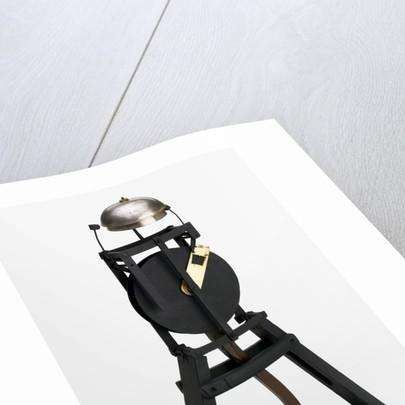 Bell machine by Alexander Herschel