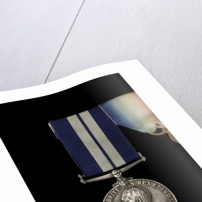 Distinguished Service Medal 1914-1936, obverse by B. Mackennal
