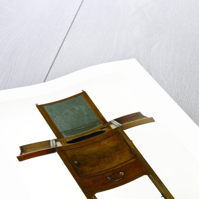 Shaving table by unknown