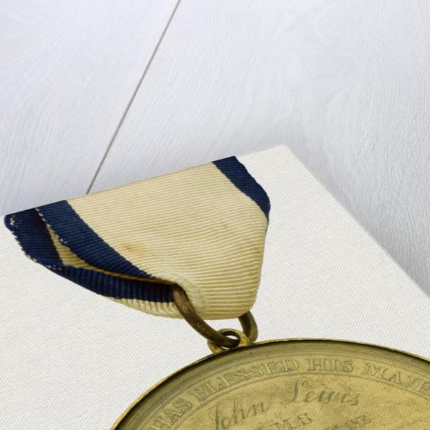 Davison's Nile Medal, reverse by Heinrich Kuchler