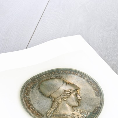 Prize medal, Institute National des Sciences et des Arts, obverse by Rambert Dumarest