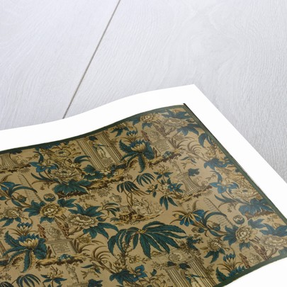 Furnishing fabric by unknown