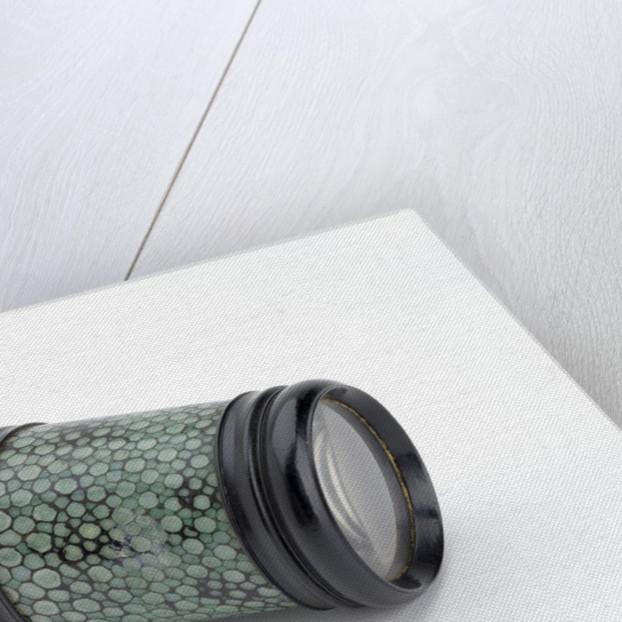 Spyglass telescope by Francis Watkins