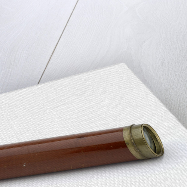 Pocket telescope by Banks