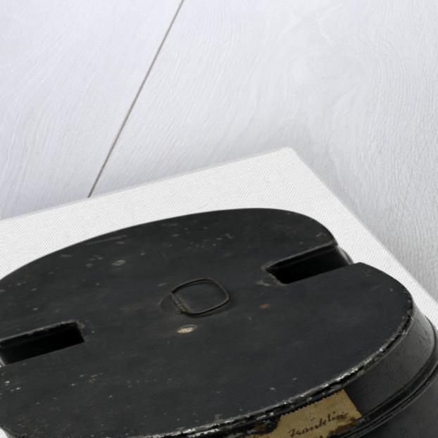 Epaulette box by Gillott