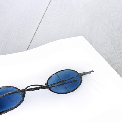 Tinted spectacles by unknown