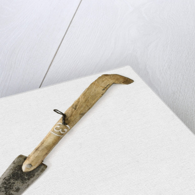 Snow knife by Inuit