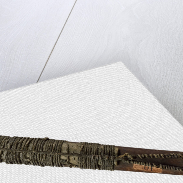 Bow, detail by Inuit