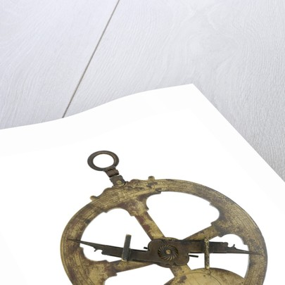 Greenwich (Valentia) Astrolabe - front by unknown