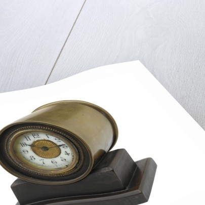 Clock case by William George Solkhon