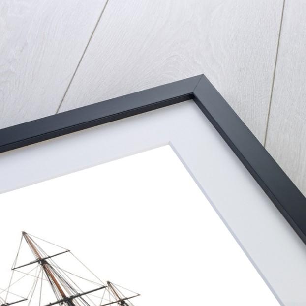 'Nimrod', port 3/4 bow by John Crocker