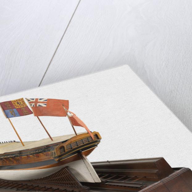 Model of 'Artois' (1794) Warship; Frigate; 38 Guns by unknown