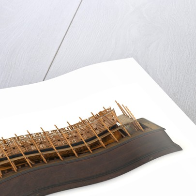 First rate warship 'Victory' (1765), 100 guns by unknown