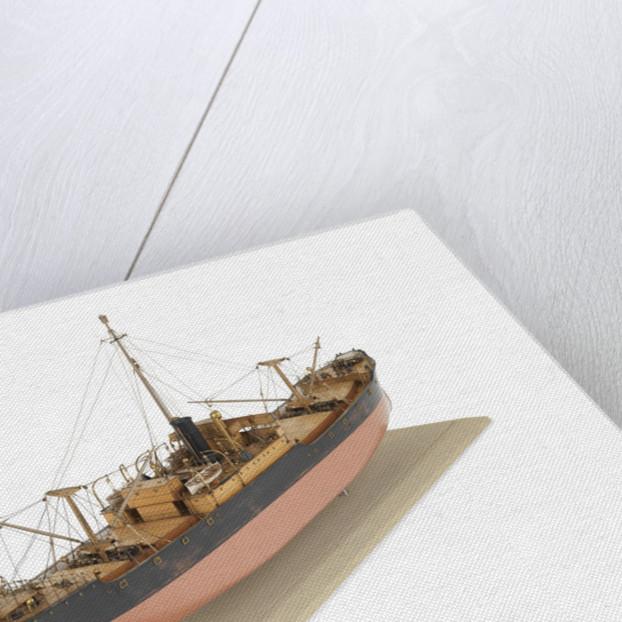 Standard D-type cargo ship, starboard stern quarter by S.P. Austin & Sons Ltd.