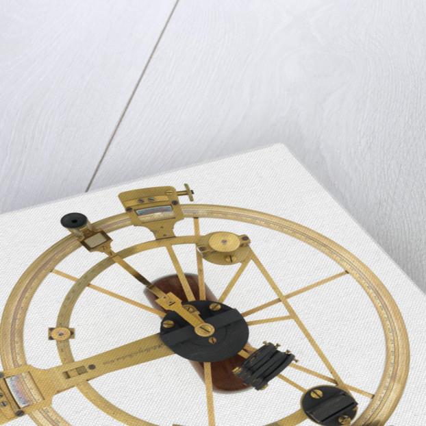 Borda circle by unknown
