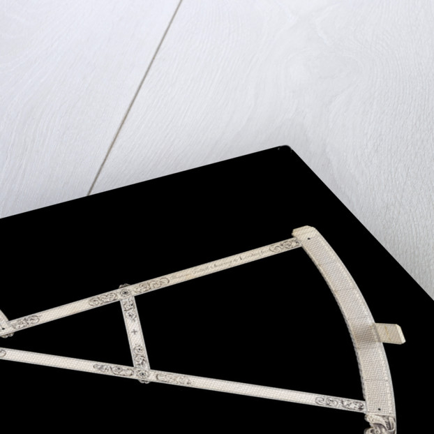 Backstaff by Thomas Tuttell