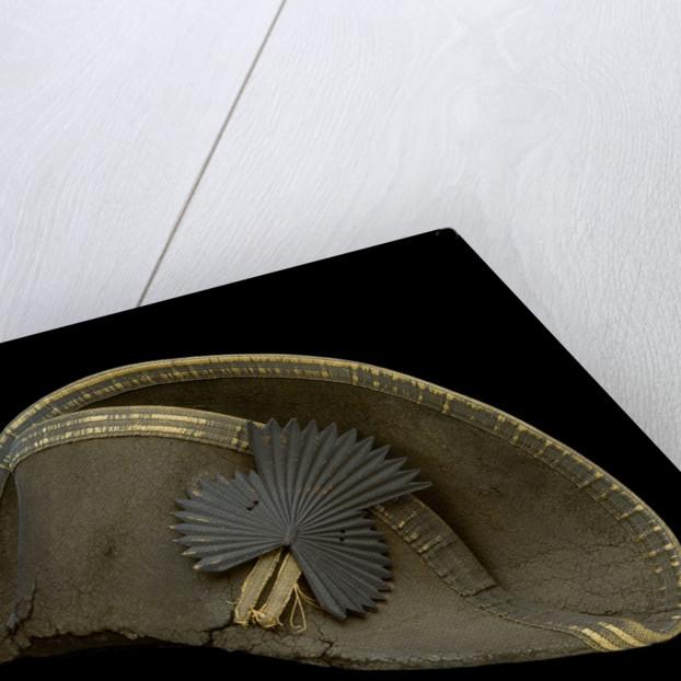 Royal Naval uniform, pattern 1801 by unknown