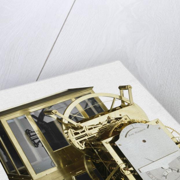 Harrison's marine timekeeper H3 by John Harrison