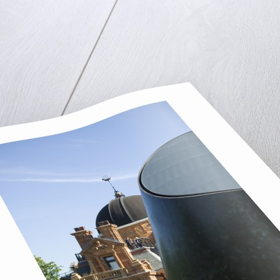 Peter Harrison Planetarium and Astronomy Centre at Royal Observatory, Greenwich by National Maritime Museum Photo Studio