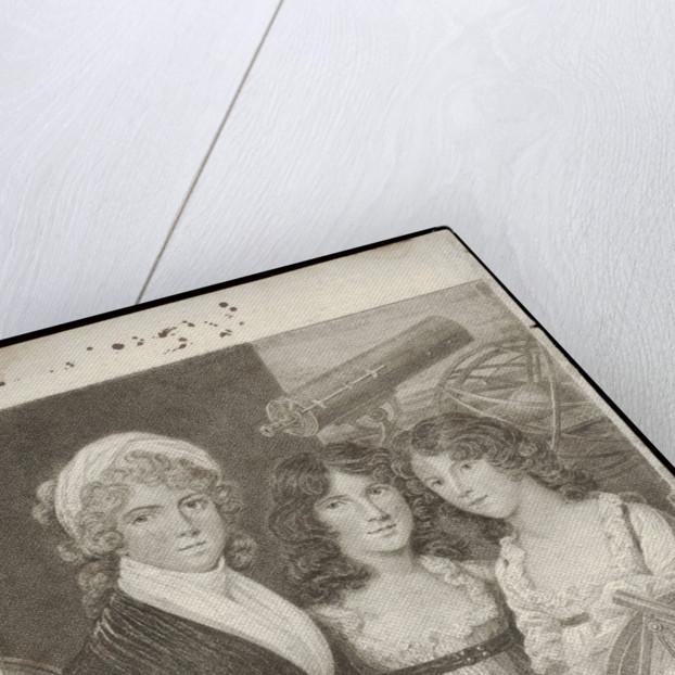 Mrs. Bryan and her Children by Samuel Shelley