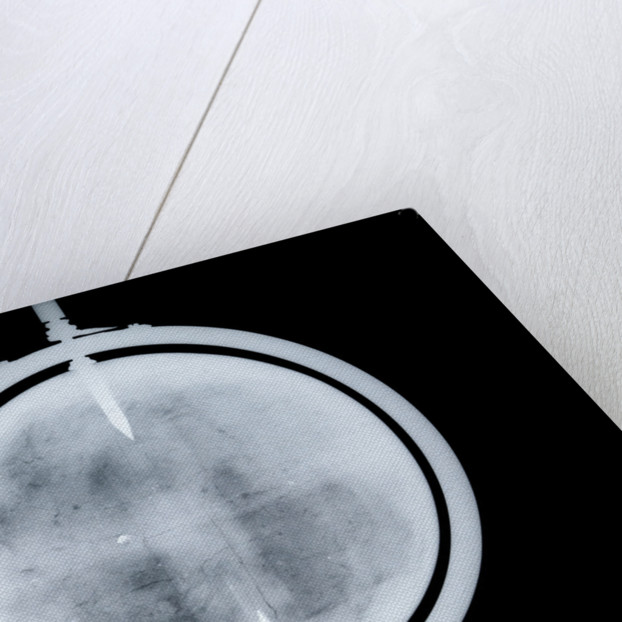 Globe x-ray by John Senex