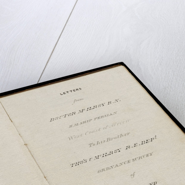 Journal of Dr McIlroy, RN, 1842 by unknown