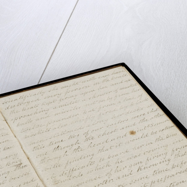 Journal of Dr McIlroy, RN, 1846 by unknown