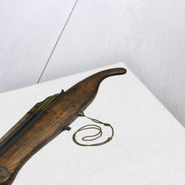 Whaling harpoon gun by W.W. Greener
