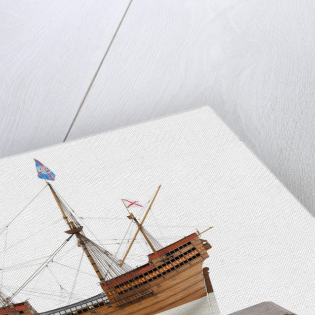Spanish Galleon by Philip Wride