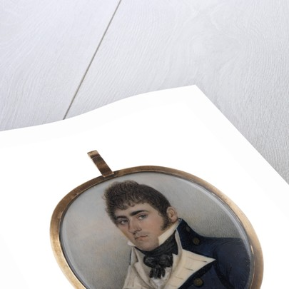 Lieutenant James Wilcox (d. 1811) by unknown