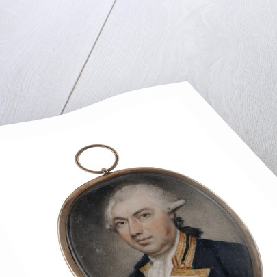 Captain Harry Harmood (circa 1740-1809) by unknown