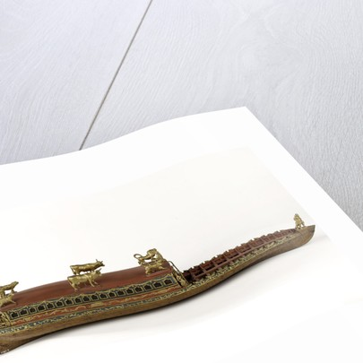 Ceremonial barge by unknown