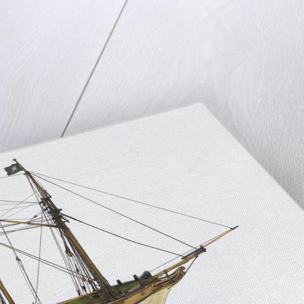 Cargo Schooner by unknown