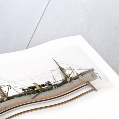 'Roddam', port broadside by unknown