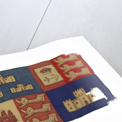 Standard of the Lord Warden of the Cinque Ports by John Edgington