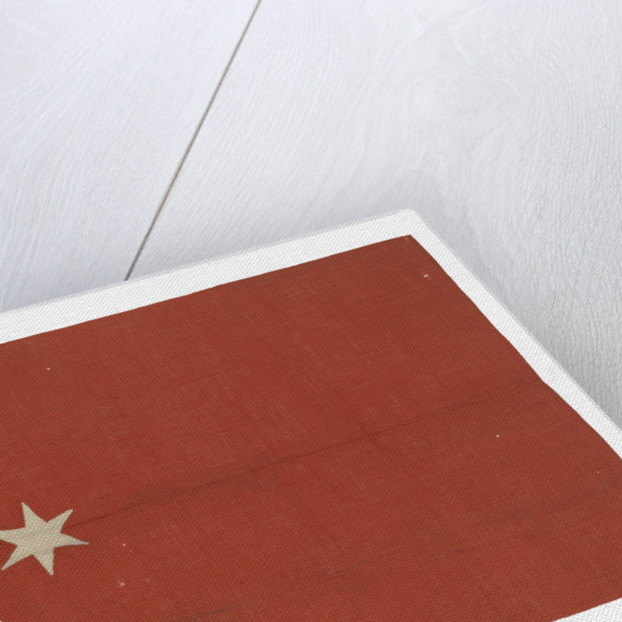Ensign, Turkey and Ottoman Empire (after 1844) by unknown