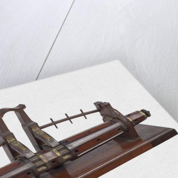 Windlass model by unknown