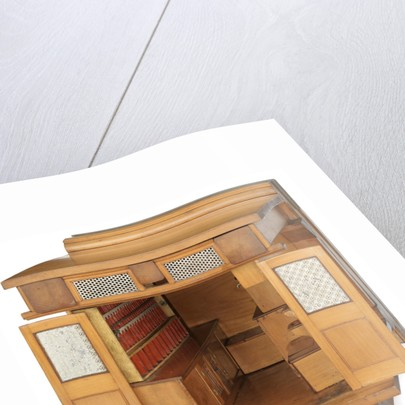 Accomodation model by unknown