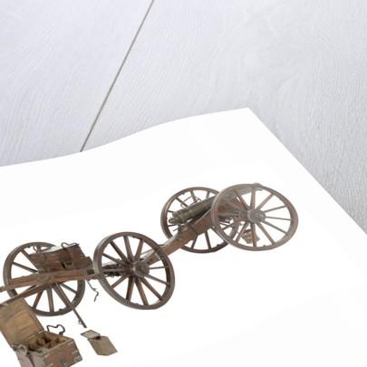 Ordnance model by unknown