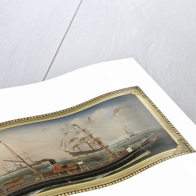 Passenger ship 'St Botolph', about 1880 by unknown